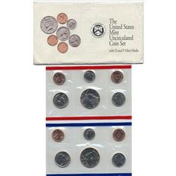 1992 US Coin Original Mint Set GEM Potential (COI-2392)