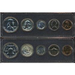 1955 US Coin Silver Proof Set Super Gem Coins UNSEARCHED (COI-2455)