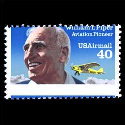 1991 RARE US Postage Stamp ERROR Mint (STM-0007)