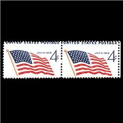 1959 RARE US Postage Stamp ERROR Mint (STM-0003)