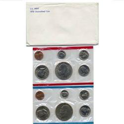 1976 US Coin Original Mint Set GEM Potential (COI-2376)