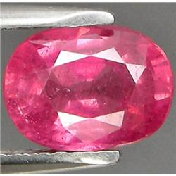 .65ct RARE Pink Padparadsha Sapphire Nigeria VS RETAIL $1050 (GEM-7961C)