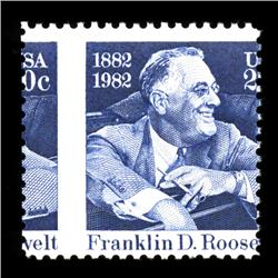 1982 RARE US Postage Stamp ERROR Mint (STM-0012)