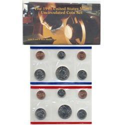 1995 US Coin Original Mint Set GEM Potential (COI-2395)