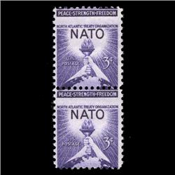1952 RARE US Postage Stamp ERROR Mint (STM-0004)