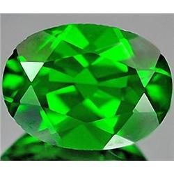 .62ct VERY RARE Charming  Green Chrome Diopside VS RETAIL $1750 (GEM-7046B)