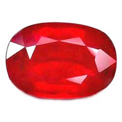 6.24ct RARE Huge Ruby AAA+ Natural Hot Blood Red Ruby  VS RETAIL $ 5150 (GEM-8145)