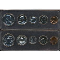 1963 US Coin Silver Proof Set Super Gem Coins UNSEARCHED (COI-2463)