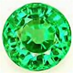 2mm Round Green VERY RARE Tsavorite Garnet VVS RETAIL $450 (GEM-4519R)