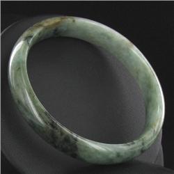 Rare Green Jade Bracelet   (JEW-360A)