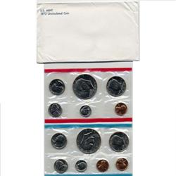 1973 US Coin Original Mint Set GEM Potential (COI-2373)