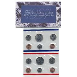 1997 US Coin Original Mint Set GEM Potential (COI-2397)