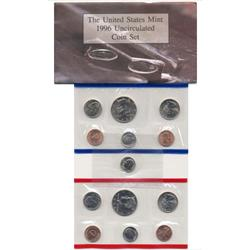 1996 US Coin Original Mint Set GEM Potential (COI-2396)