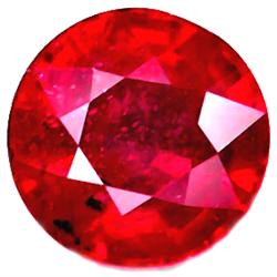 4.71ct RARE Prominent Top Red Natural Ruby Madagas Flashing CLEAR RETAIL $1850 (GEM-4971)