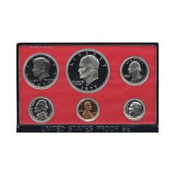 1977 US Proof Set Super Gem Coins UNSEARCHED (COI-2477)