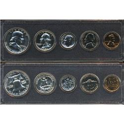 1956 US Coin Silver Proof Set Super Gem Coins UNSEARCHED (COI-2456)