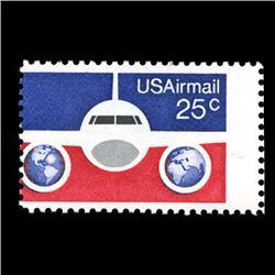 1976 RARE US Postage Stamp ERROR Mint (STM-0009)