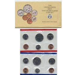 1990 US Coin Original Mint Set GEM Potential (COI-2390)