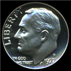 1987 roosevelt Proof Dime Coin GEM Grade PR69 DCAM (COI-4037)