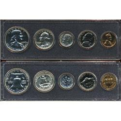 1959 US Coin Silver Proof Set Super Gem Coins UNSEARCHED (COI-2459)