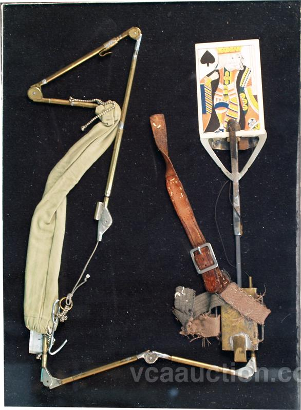 Antique Kepplinger Holdout Device Is Called A Toe Sp