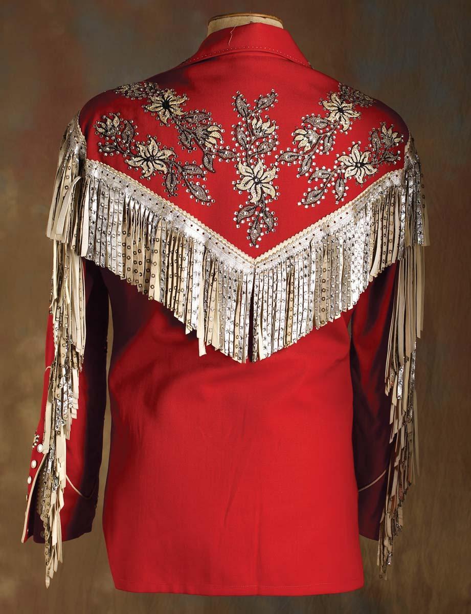 ... Image 4   Roy Rogers  Nudie s Red Shirt   Pants ... ee53f641a