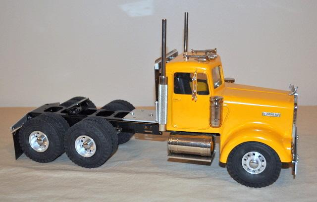 Allen S Toy Co Custom Kenworth Truck Loading Zoom