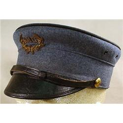 RARE 1898 SPANISH AMERICAN WAR CADET UNIFORM HAT