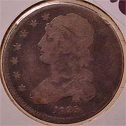1835 BUST QUARTER - See Pics to Grade