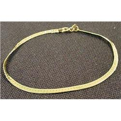 14K GOLD LADIES BRACELET