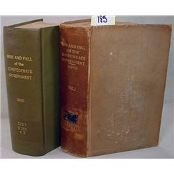 "2  1881 ""THE RISE AND FALL OF THE CONFEDERATE GOVE"