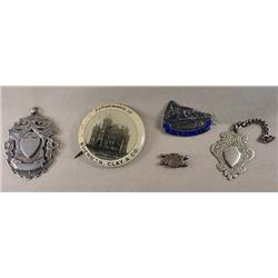 LOT OF MISCELLANEOUS TREASURES - Incl. Hallmarked