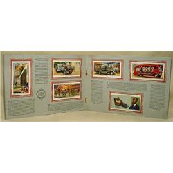 SET OF 50 VINTAGE CIGARETTE CARDS - WAR HOMEFRONT