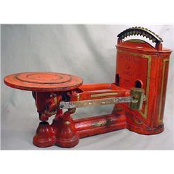 1885 AMERICAN MACHINE CO. PERFECTION SCALE NO. 5 -