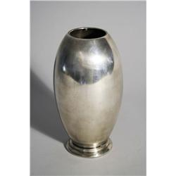 A WMF Silver Plated Vase.