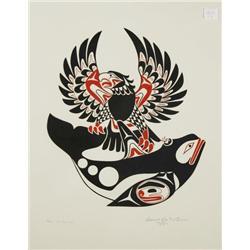 Doug LaFortune (American, b.1953) New Beginning, Lithograph,