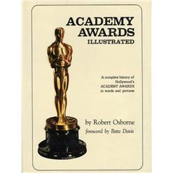 History of the Academy Awards book signed by 46 Academy Award-winners