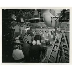 Collection of master production set stills from Airport, Earthquake and The Hindenburg