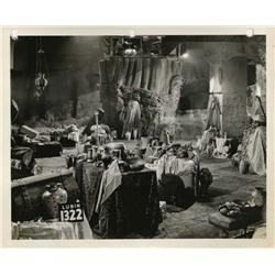 Master production set stills from Arabian Nights, Ali Baba and the Forty Thieves and Sudan