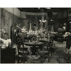 Collection of master production set stills from Back Street