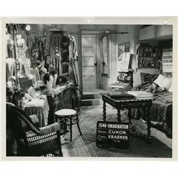 Collection of master production set stills from A Double Life