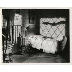 Collection of master production set stills from House of Dracula
