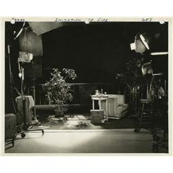 Collection of master production  set stills from Imitation of Life