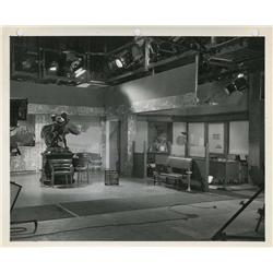Collection of master production set stills from The Killers, Brute Force and Criss Cross