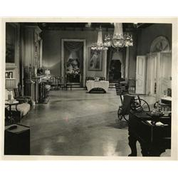 Collection of master production set stills from Son of Dracula