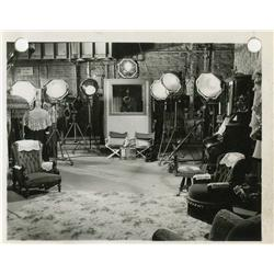 Collection of master production set stills from Backlash, Kelly and Me, Kiss of Fire and other films