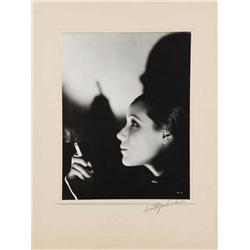 Dolores Del Rio exhibition portrait from Bird of Paradise by Ernest A. Bachrach
