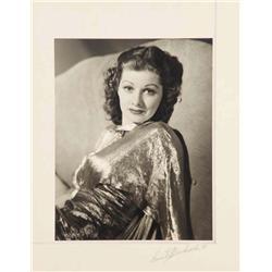 Lucille Ball exhibition portrait by Ernest A. Bachrach