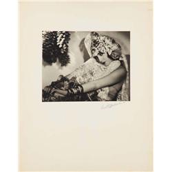 Bebe Daniels exhibition portrait from Rio Rita by Ernest A. Bachrach