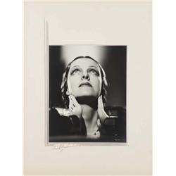 Helen Gahagan exhibition portrait from She by Ernest A. Bachrach